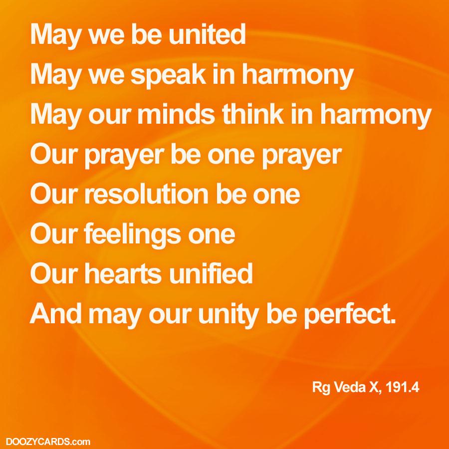 Unity Prayer, View The Popular Unity Prayer ECard