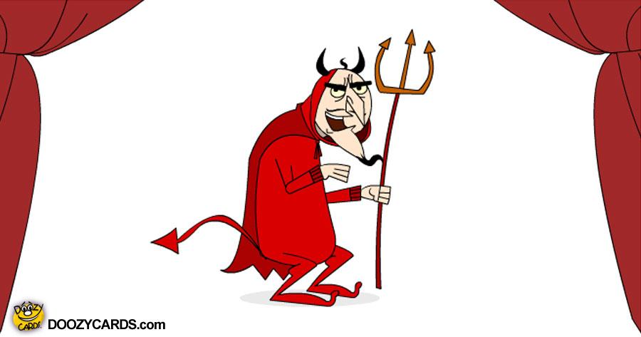Devil Graduation