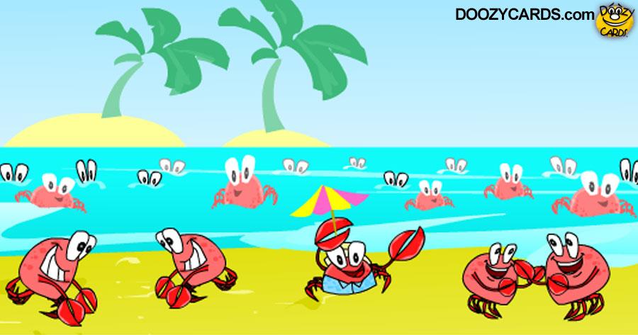 Surprise Crabs