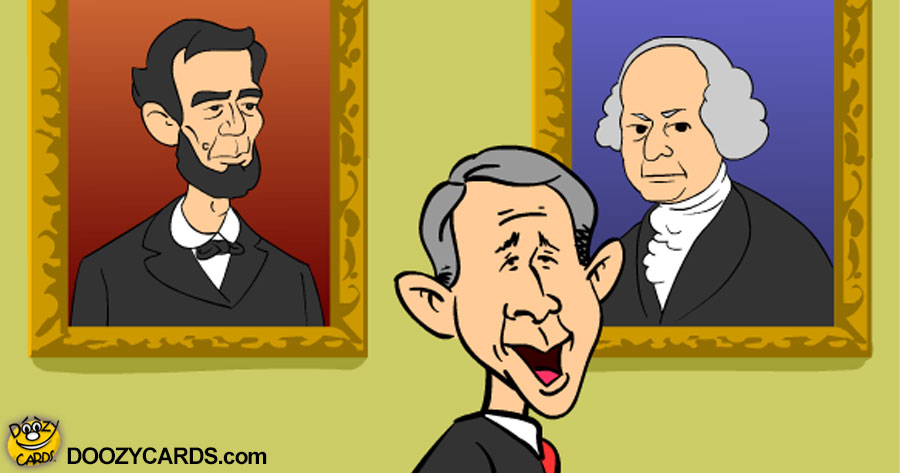 GW's Presidents Day