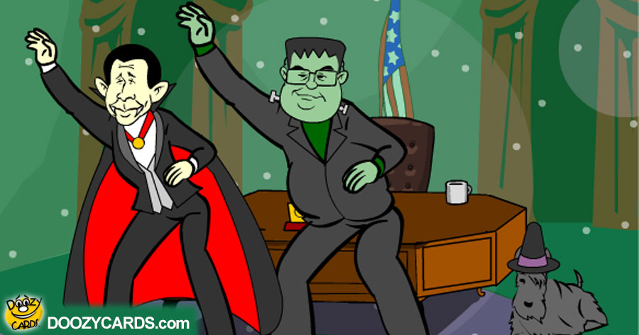 Count Bush And FrankenCheney