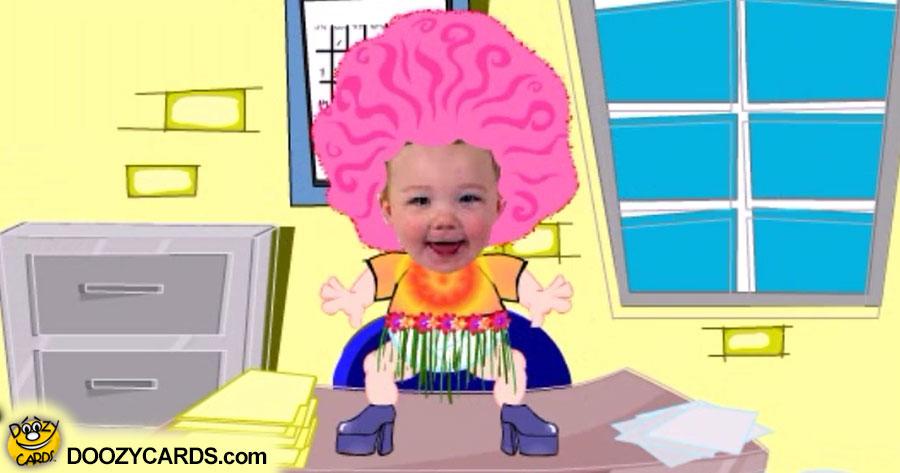 Baby Thursday Ecard