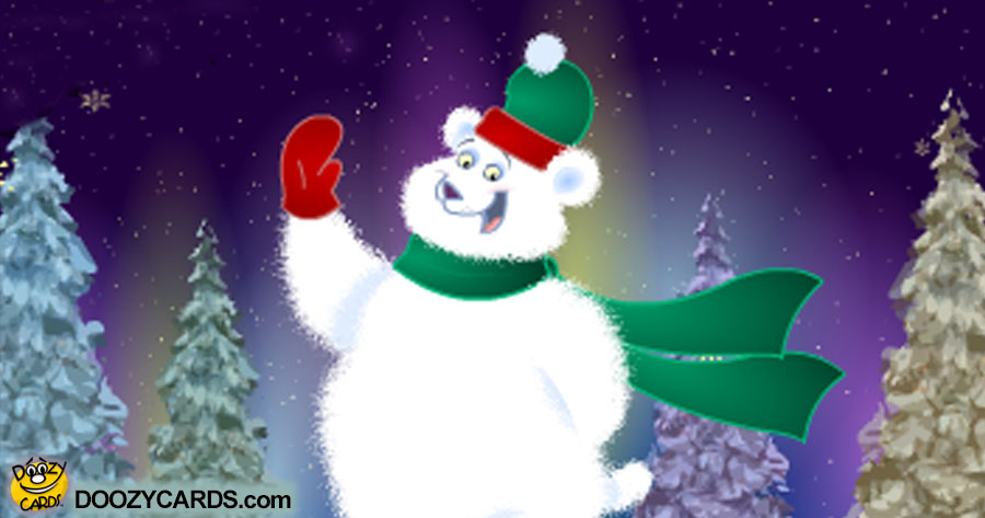 Polar Bear Hug Puzzle