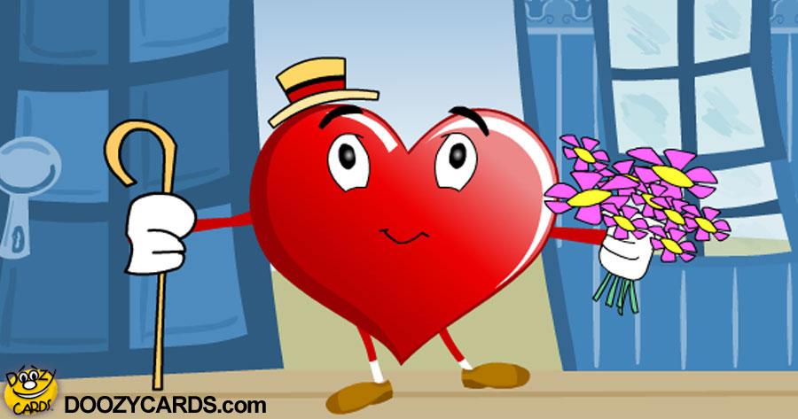 Heartfelt Valentine Hug