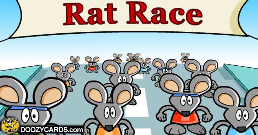 Rat Race Graduation