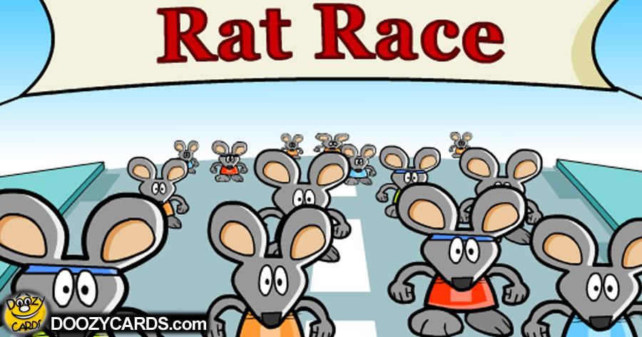Rat Race Graduation