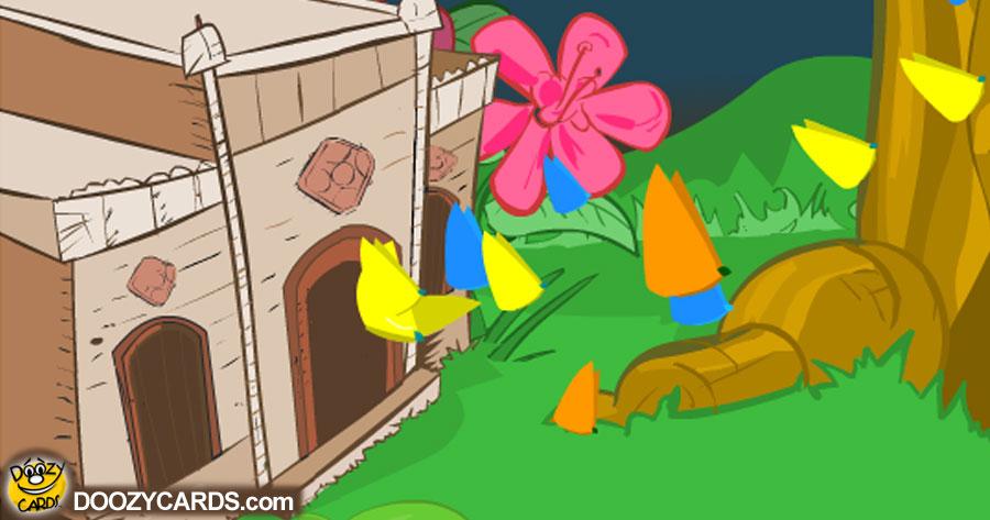 Yom Kippur Butterflies
