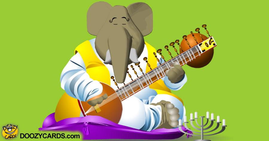 Raj's Hanukah Song