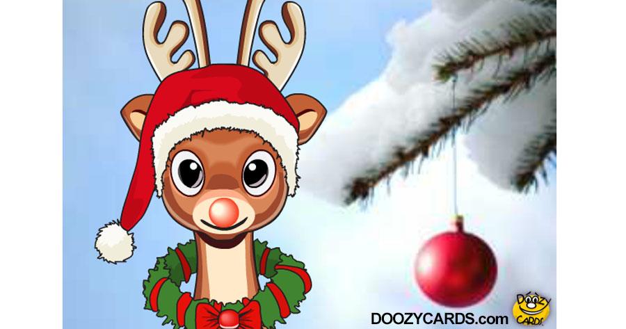 Talking Rudolph