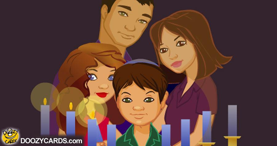 Family Hanukah