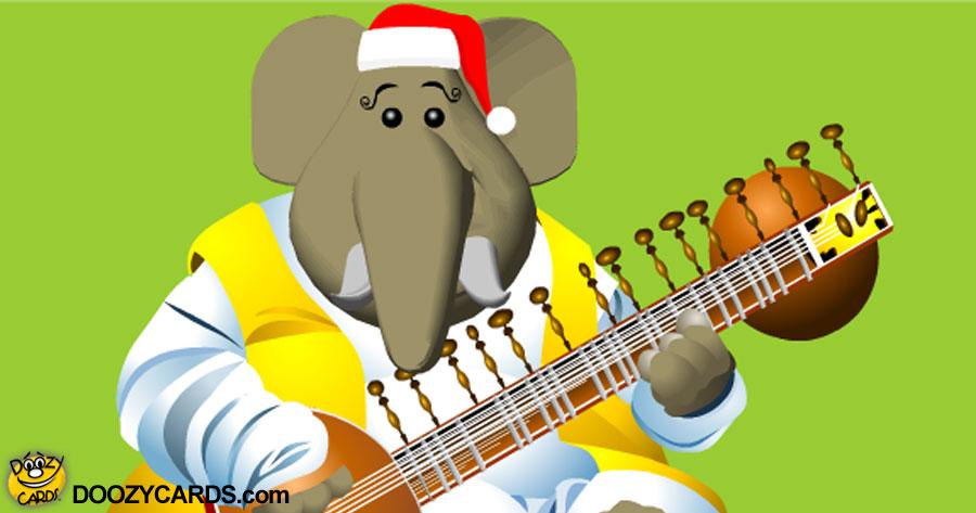 Raj's Christmas Song
