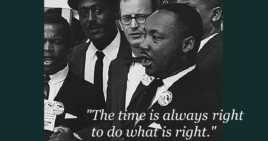 Celebrate Martin Luther King ecard