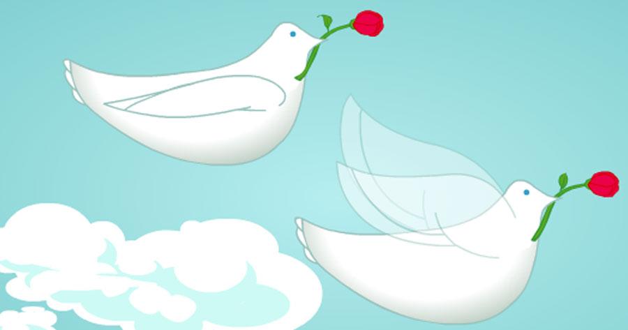 Religious Doves
