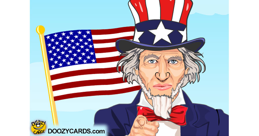 Talking Uncle Sam
