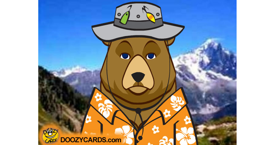 Talking Bear (Personalize)