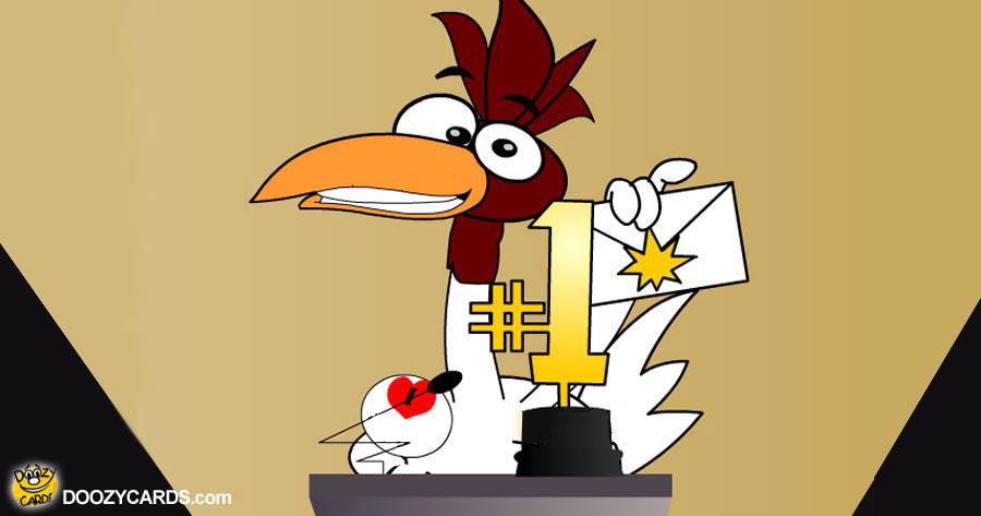 Best Teacher Award ecard