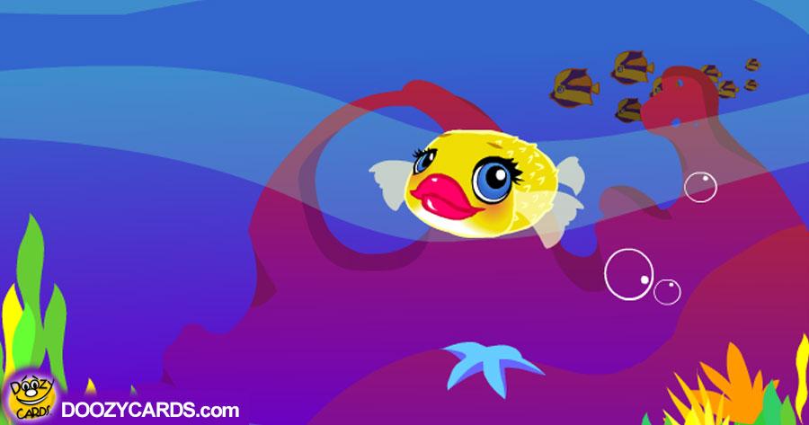 Flirting Fish