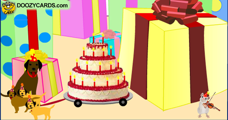 Max Birthday e card
