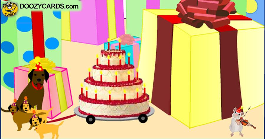 Max Birthday e card