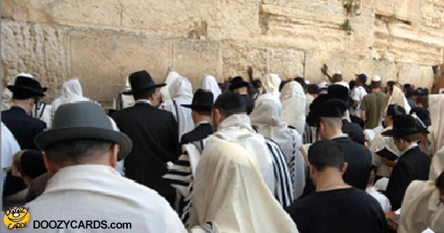 Yom Kippur photo cards