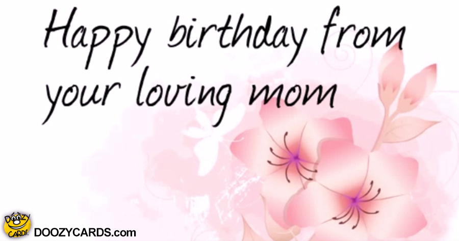 Birthday for Daughter e card