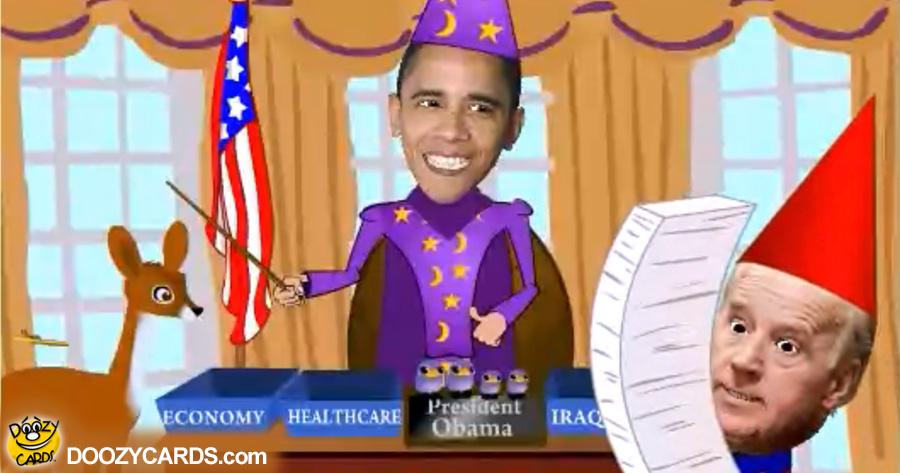 McCain / Obama White House