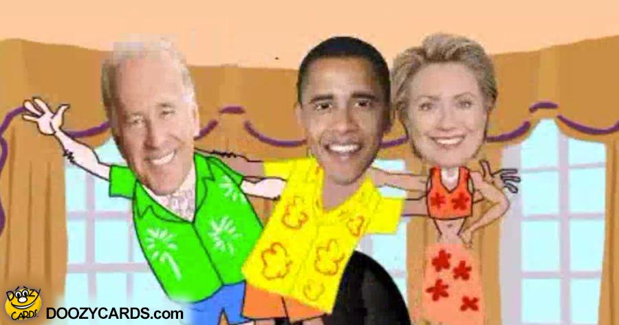 Obama Happy Weekend