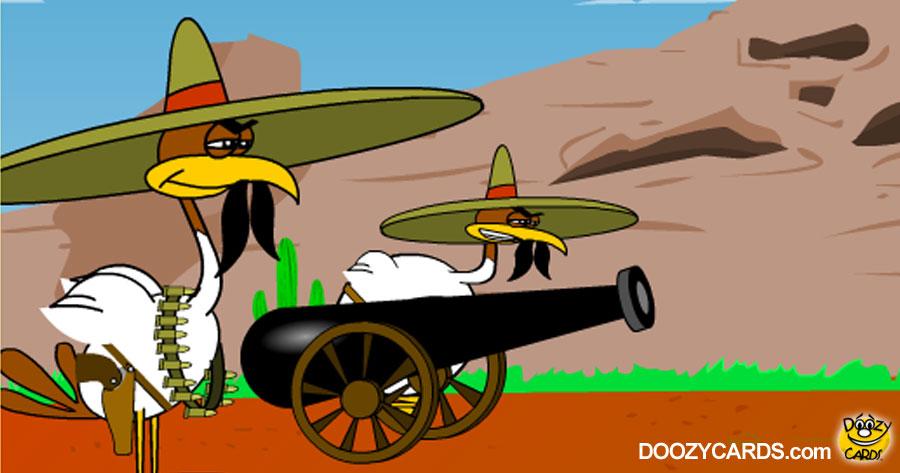 The Birth of the Quesadilla