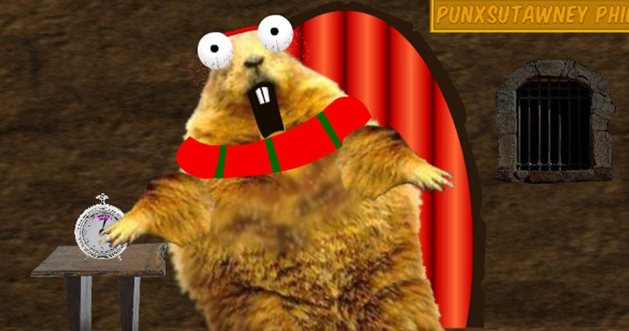 Groundhog Scare