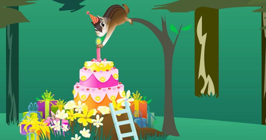 Chester Chipmunk Birthday by Dionne Warwick
