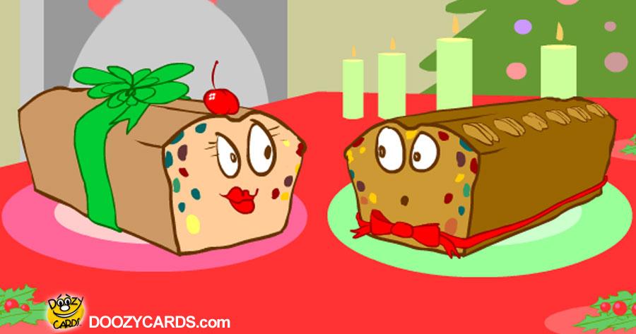 Sexy Fruitcakes