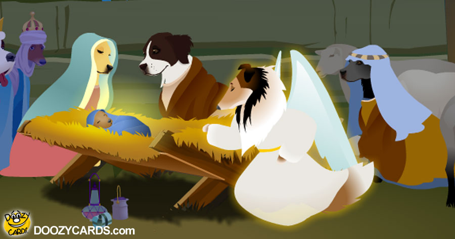 Nativity Pups