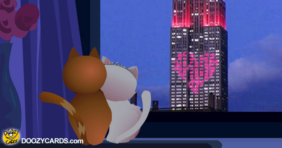 Kittens in New York Anniversary