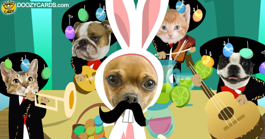 Easter Mariachis