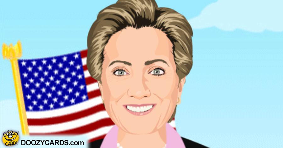 Talking Hillary