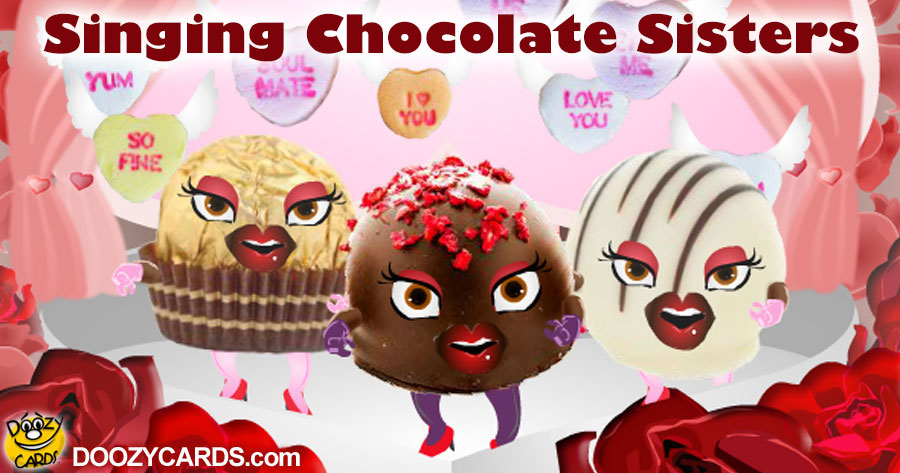 Chocolate Sisters for Nephew