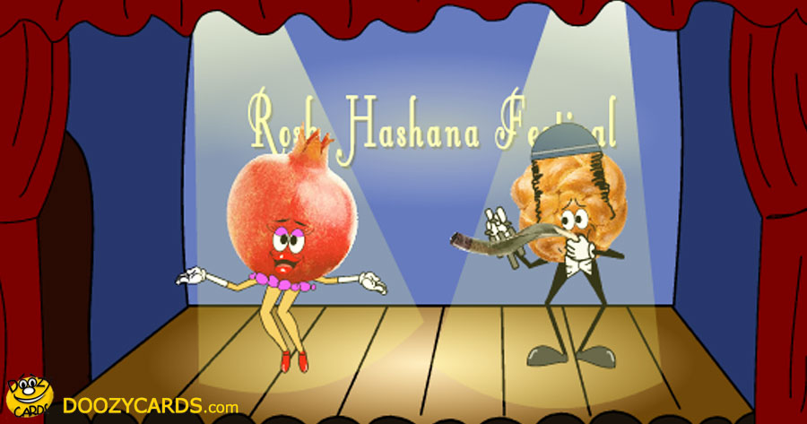 Rosh Hashana Song