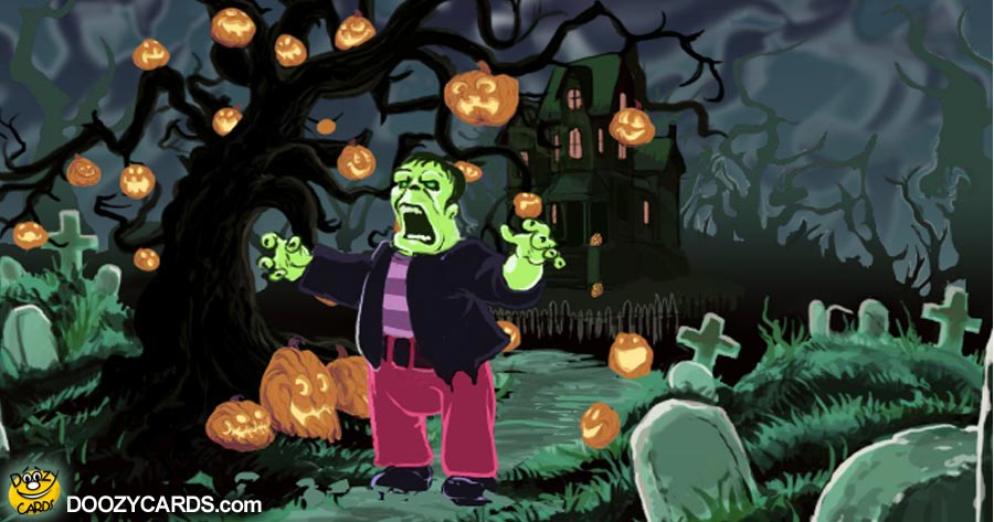 Magic Halloween Night