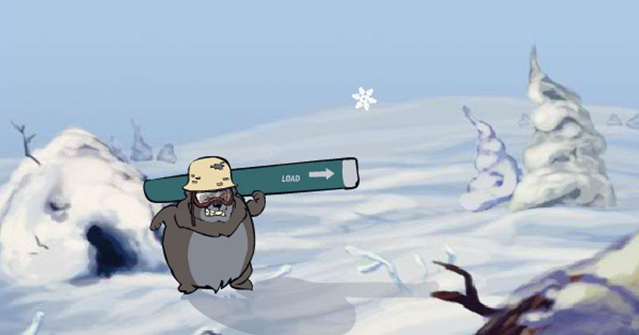 Groundhog vs Winter