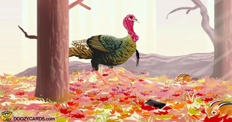 Thanksgiving Twerky