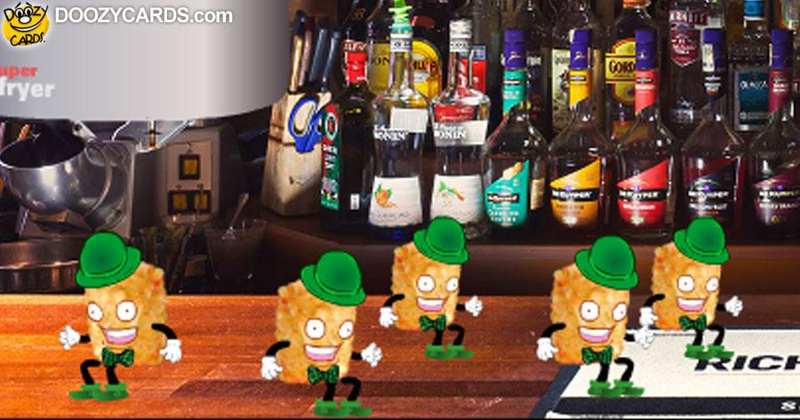 Irish Tater Tots