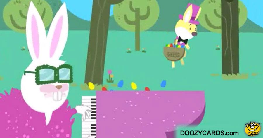 Elton Easter Bunny