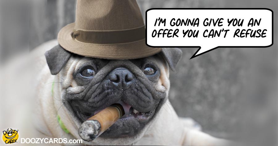 Mafia Pug