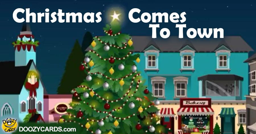 Christmas Comes To Town
