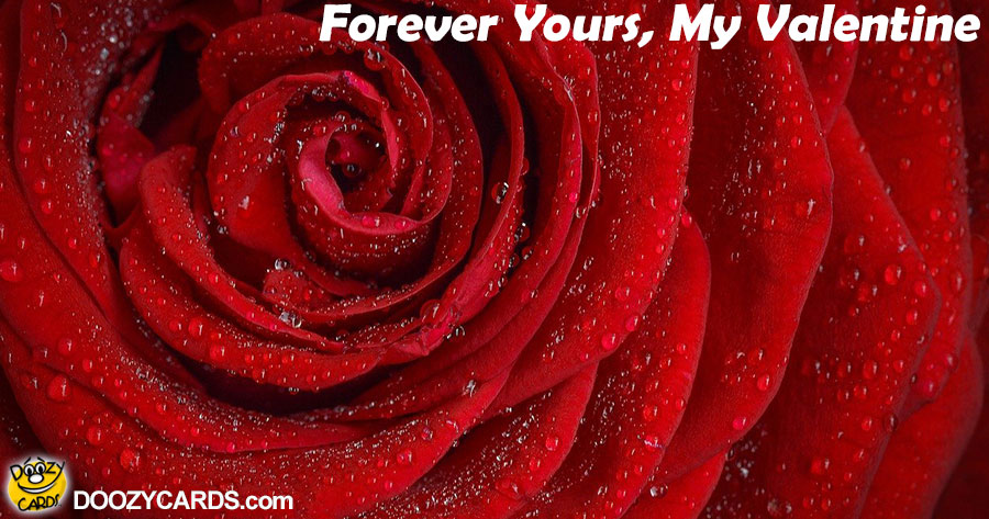 Forever Yours My Valentine
