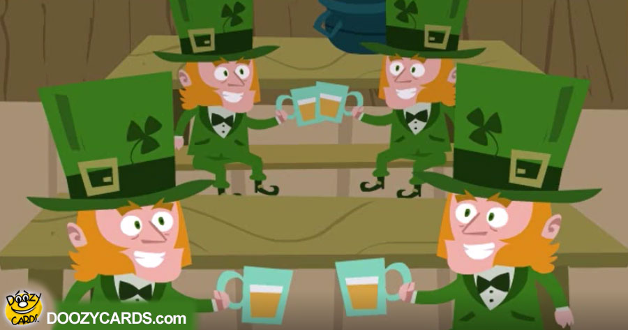 How Leprechauns Make Gold