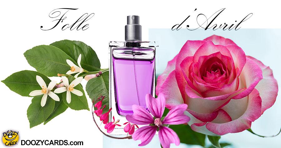 Scratch & Sniff Perfume