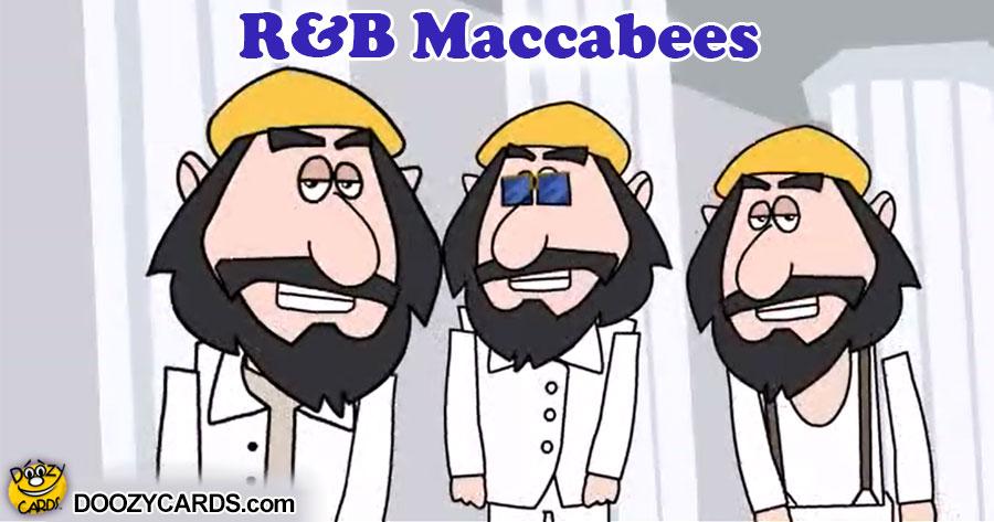 R&B Maccabees