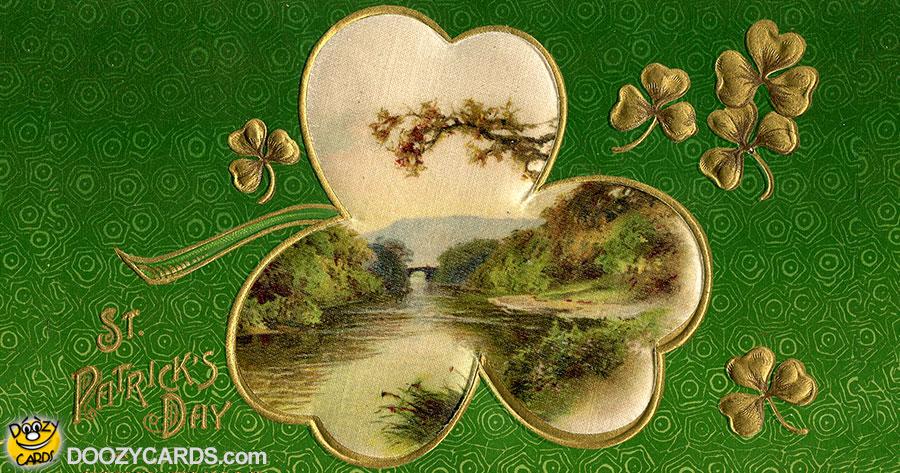 Old Tyme St. Patrick's Day