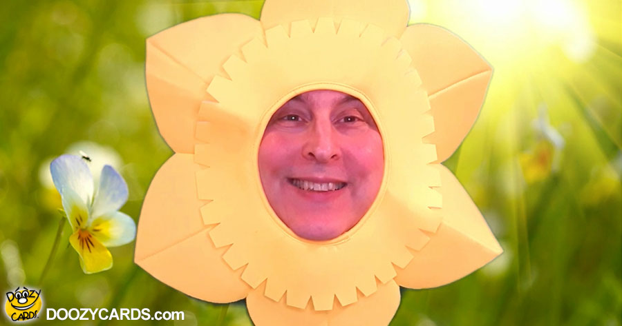 Daffy O'Dill Mothers Day
